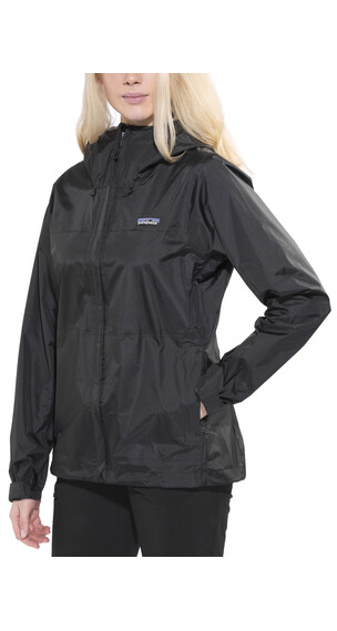 Patagonia Torrentshell Jacket Women Black